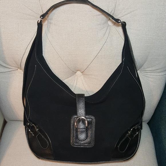 Coldwater Creek Handbags - Coldwater Creek Suede Bag e685af9f56a30